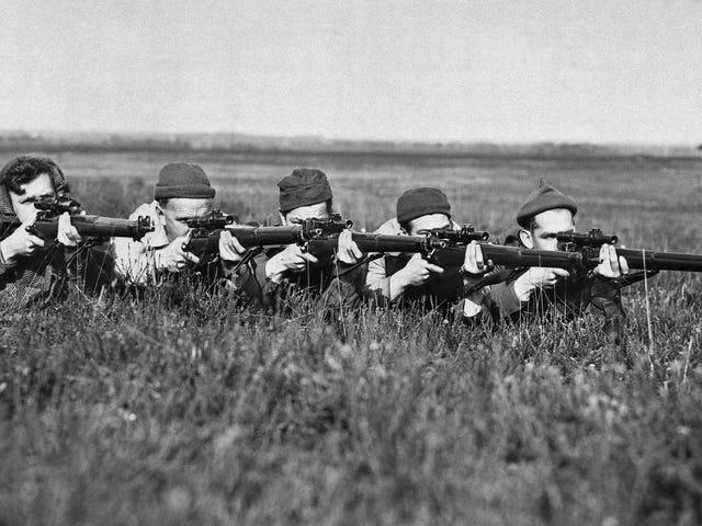The History Behind Canada's Record-Breaking Sniper Kill