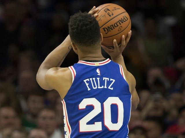 Actualización de la forma de tiro de Markelle Fultz: preparada para un juego real