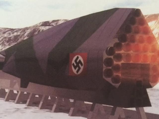 Cómo empezó el bulo de la cơ sở bí mật nazi ufológica en la Antártida