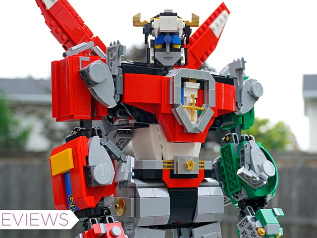 Lego's Voltron Is Wonderful Proof That Fans Are Sometimes Worth Listening To