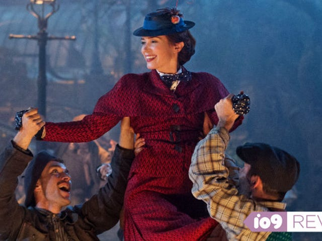 Mary Poppins Returns Is Magical But It's Missing Something