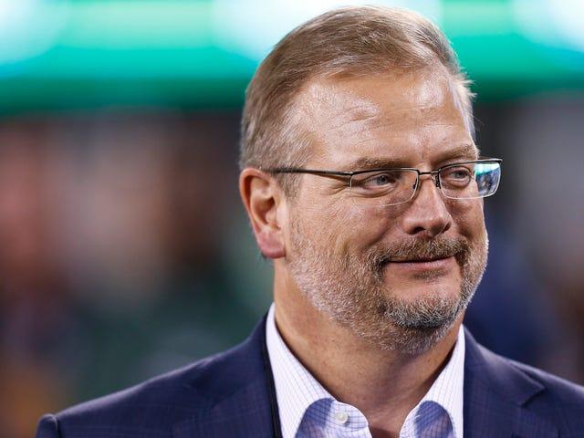Merde, il pourrait y avoir une logique derrière le plan des Jets au quarterback