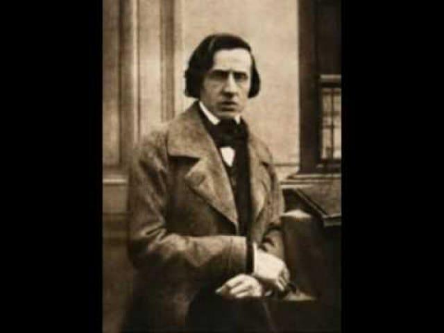ミュージカル間奏:フレデリック・ショパン