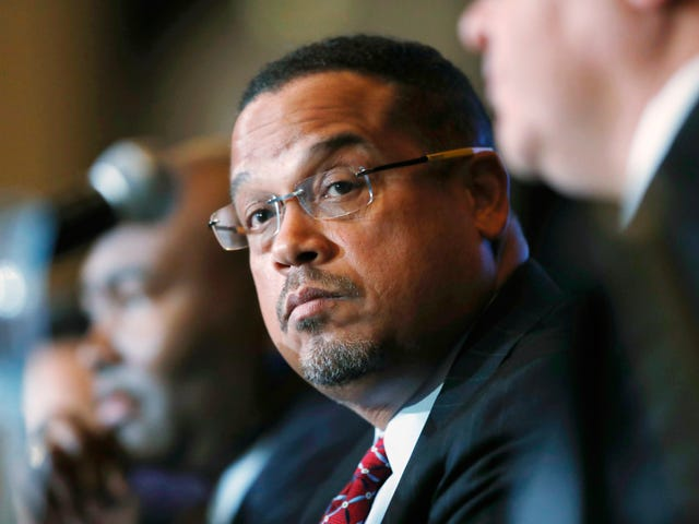 Help Me Find the Lie: DNC Leader Keith Ellison Calls GOP 'the Party of Racism'