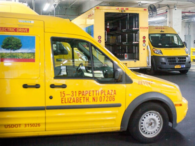 DHL's Weird Mix Of Delivery Vans Proves EV Automakers Are Overlooking The Courier Industry