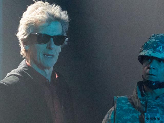 C'est seulement la fin du monde dans le film Spoilery Doctor Who Discussion
