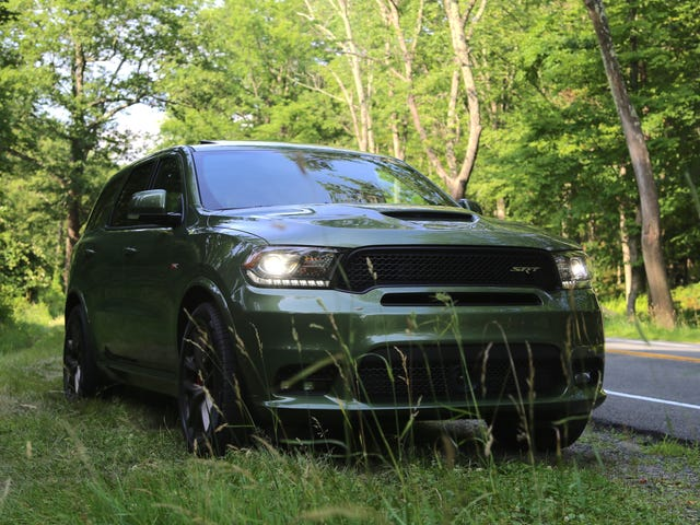 What Do You Want to Know About the 475-HP Dodge Durango SRT?
