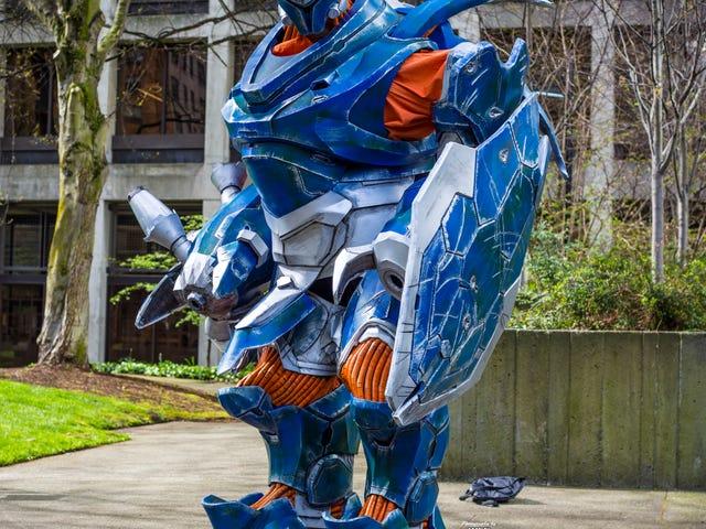 Le plus grand cosplay de <i>Halo</i>