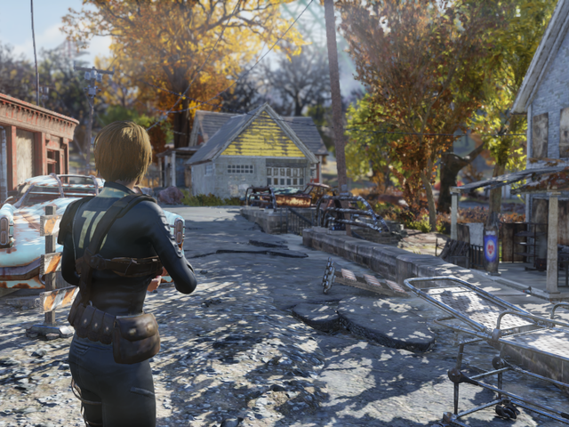 There Are Already Mods For Fallout 76 On PC, But They Might Not Last
