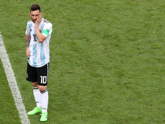 Is Lionel Messi A Fraud? A Very Short Debate