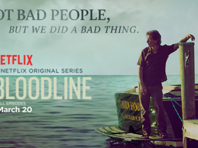 Anyone watching Bloodline?