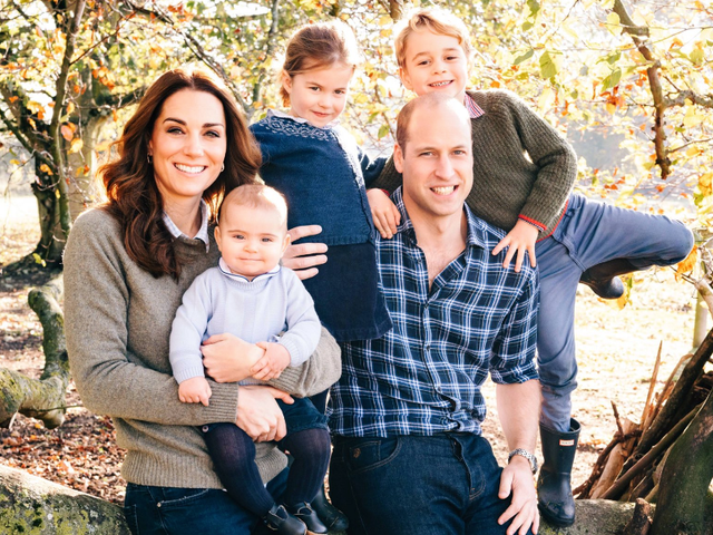 Oh My God, It's Prince George in Modern Clothing