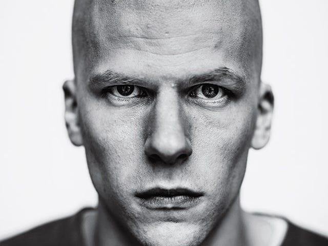 Lex Luthor'a İlk Bakış