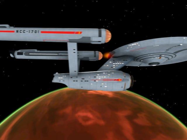 <i>Star Trek Online</i> va hardiment à l'ère originale