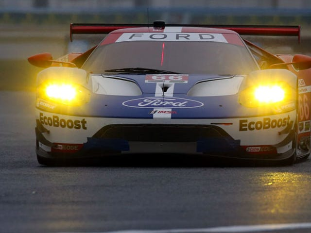 ROLEX 24: Ford GT leads GTLM 1-5 in FP2