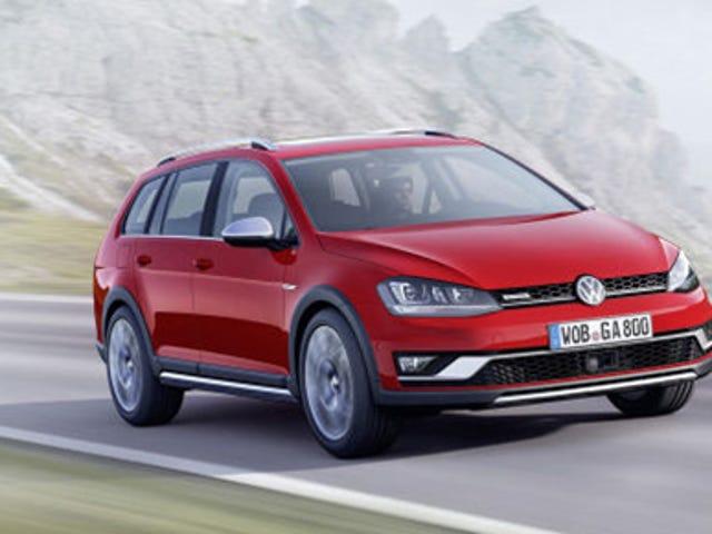 Le locazioni poco costose non salveranno Volkswagen, ma un vagone potrebbe