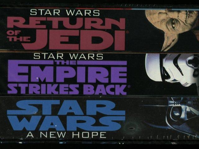 De top tien van VHS-banden die mensen nog steeds kopen