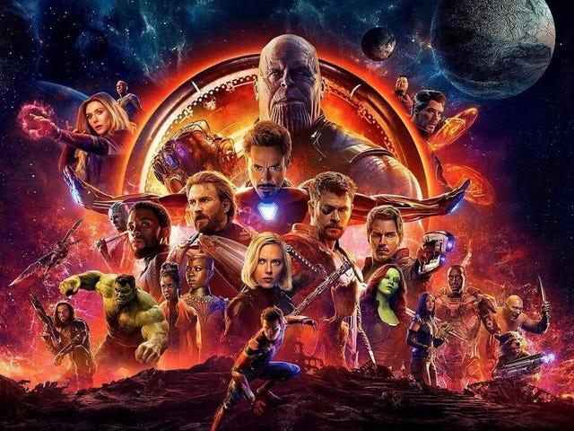 Los nuevos Vengadores serán un equipo muy diferente de héroes