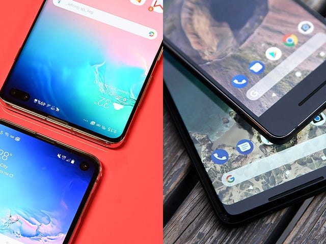 Samsung One UI vs Stock Android: What's the Best Version of Android for Your Phone?