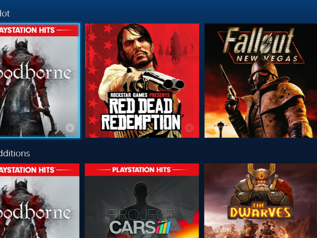 PlayStation Now Is Making Its Games Downloadable