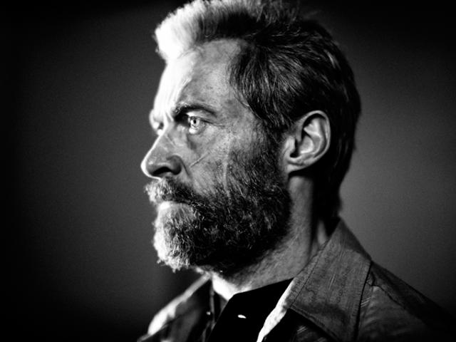 Wolverine del viejo hombre de <i>Logan</i> está aquí, y se ve duro