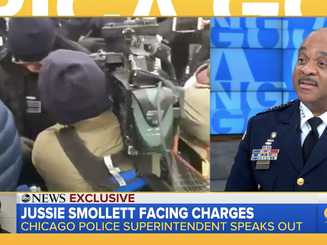 Chicago Police Superintendent Says There Is 'A Lot' More Evidence in Jussie Smollett Case We Haven't Yet Seen
