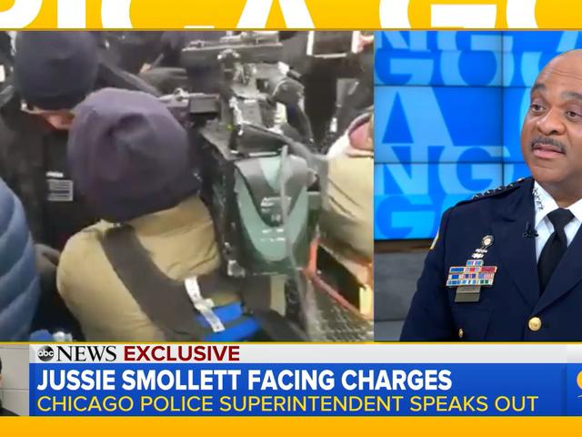 Chicago Police Superintendent siger, at der er meget mere bevis i Jussie Smollett sag, vi har endnu ikke set