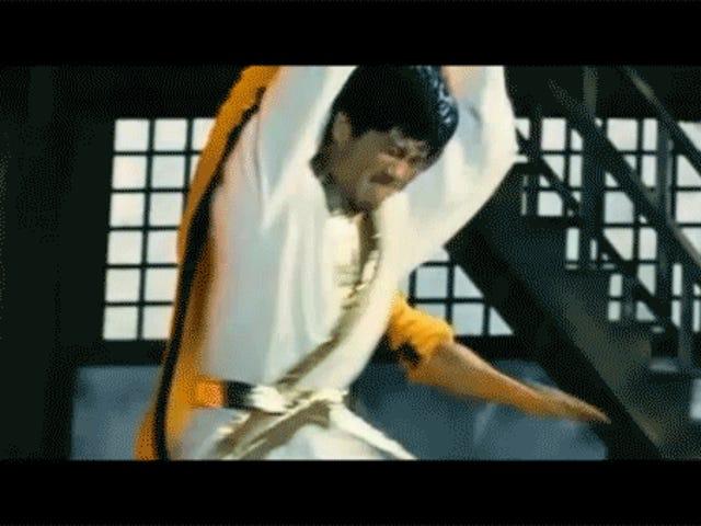 Bruce Lee: diskarte sa pagtatanggol sa sarili # 3 ...