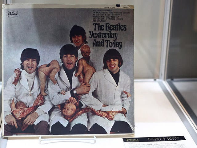 2019 Beatlemania means spending $234,000 on their rarest record