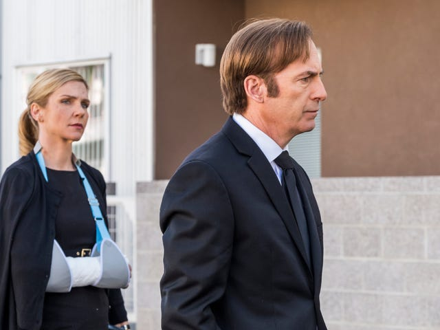 Better Call Saul returns, along with our excitement—and dread