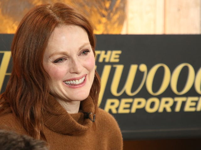 Julianne Moore was fired from Can You Ever Forgive Me? because she wanted a fat suit and fake nose