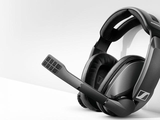 Los nuevos auriculares inalámbricos para juegos pueden funcionar al menos 80 horas con una sola carga