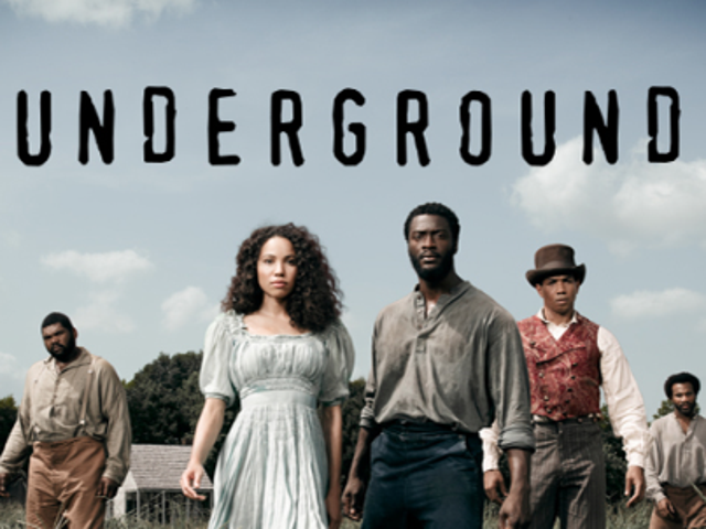 Underground: A Stellar Slave Tale Even if You're Slaved Out