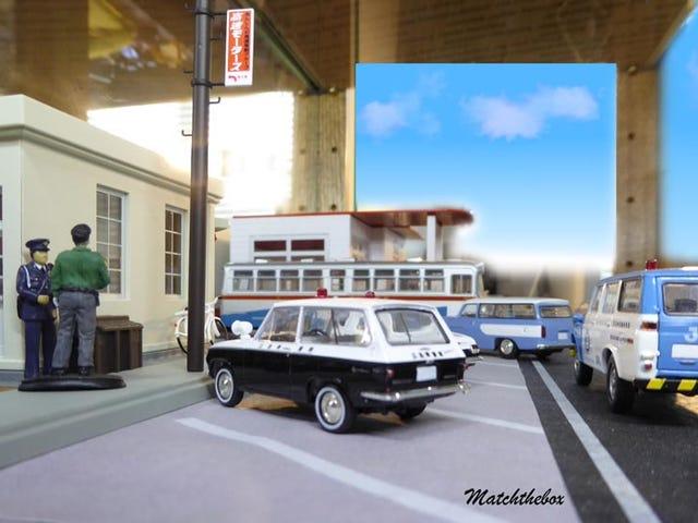 Hot Sixty 4th: A Japanese Theme diorama