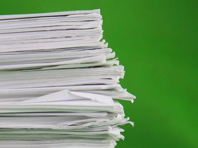 Τρεις λόγοι για τους οποίους οι μικροσκοπικές κοπές χαρτιών βλάπτουν τόσο πολύ