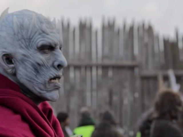 <i>Game of Thrones</i> 'Amazing Prosthetics รับสปอตไลท์ที่สมควรได้รับในวิดีโอนี้