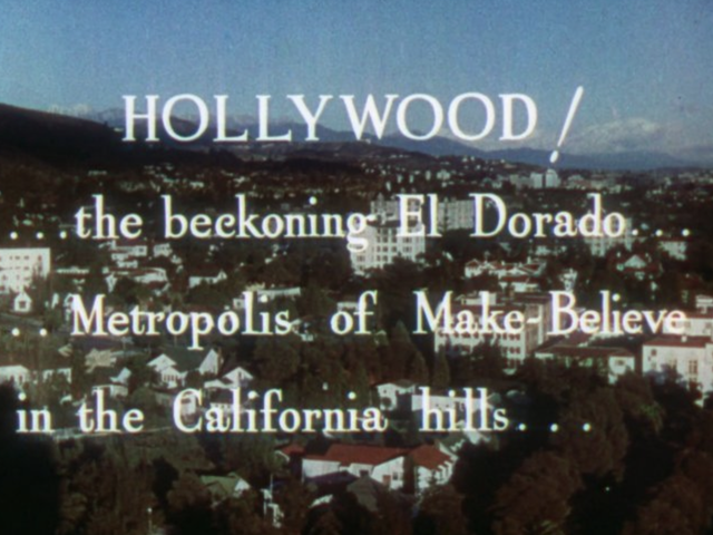 A Brief History of Hollywood Fame, via A Star Is Born