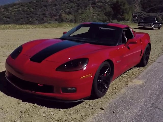 Here's More Proof the C6 Corvette Z06 May Be the Best Bargain Sports Car Right Now