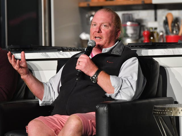 Mario Batali Has Been Charged With Assault and Battery in Boston