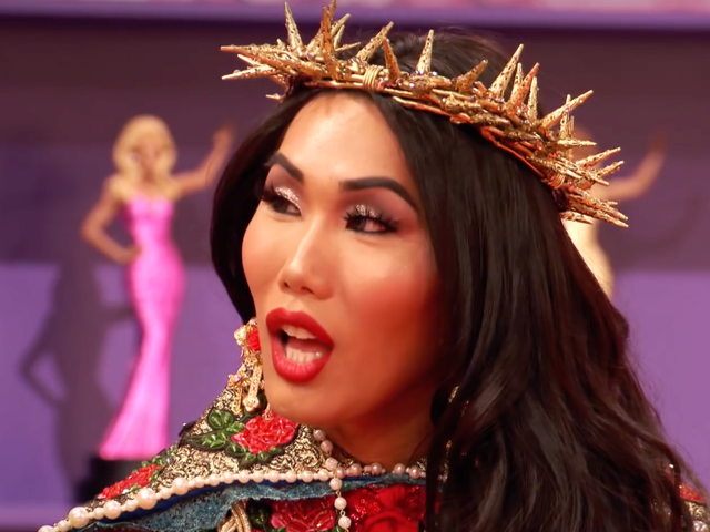 Gia Gunn's Charisma, Uniqueness, Nerve, and Talent Make Drag Race Worth Watching