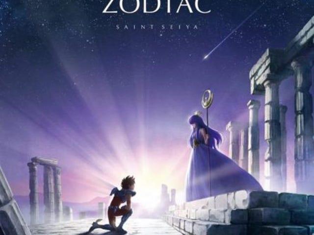 Knights of the Zodiac: Saint Seiya CGI anime announced for Netflix!