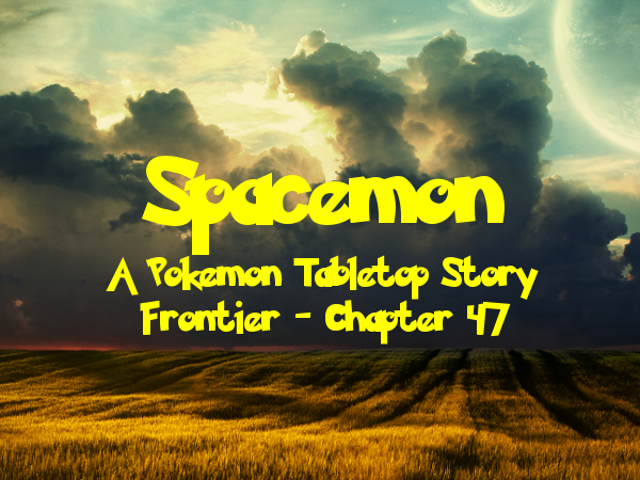 Spacemon: Frontier - Chapter 47: An Evening with the Bees