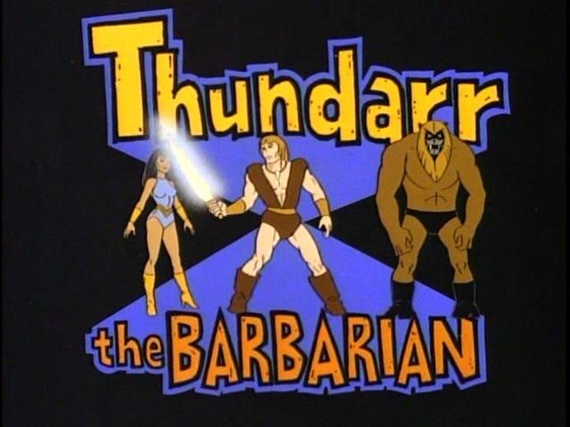 Thundarr der Barbar