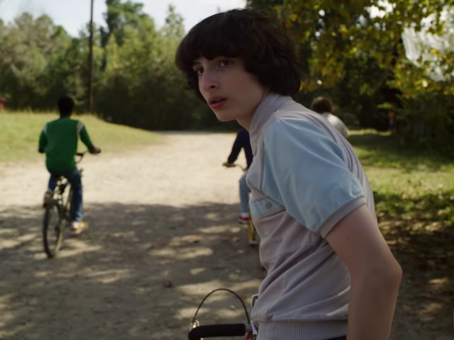 Mitä tulee Out of <i>Stranger Things</i> Kids First: Pubertraatio tai Upside Down?