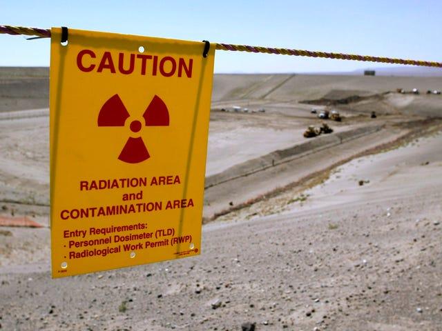 Η σήραγγα καταρρέει στην πυρηνική εγκατάσταση κάποτε αποκαλούμενη «υπόγεια Τσερνομπίλ που περιμένει να συμβεί»