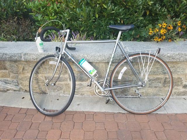 Got a bike!