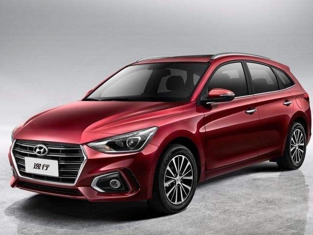 Hyundai Celesta Yixing
