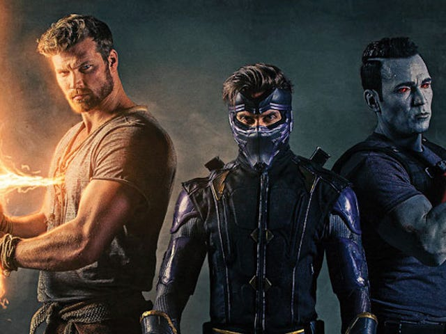 These Ninjak Vs. the Valiant Universe Variant Covers Offer a Glimpse Into Valiant's Cinematic Universe