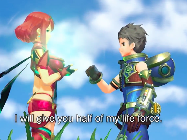 Here's A Ton Of New Info OnXenoblade Chronicles 2