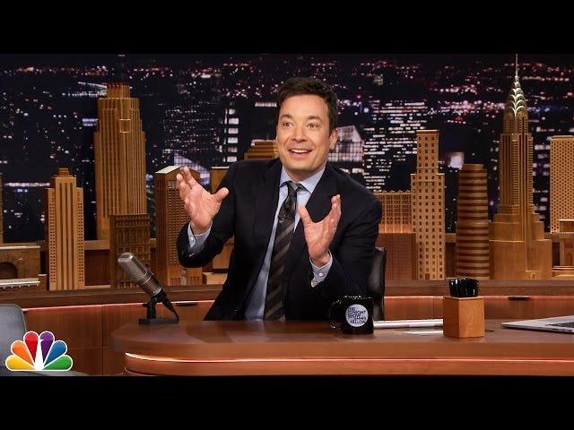 Retourner à bout de souffle de Jimmy Fallon sur l'insensé SNL 40 After Party